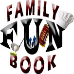 Family Fun Book Logo Touch Icon